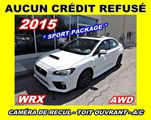 2015 Subaru WRX Sport Package*2.0L TURBO*AWD**