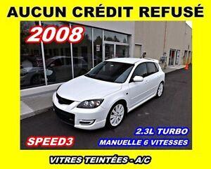 2008 Mazda Mazdaspeed3 2.3L TURBO*vitres teintées*