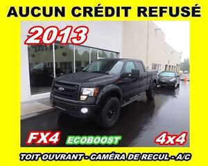 2013 Ford F-150 FX4*4x4*toit ouvrant,cuir*ECOBOOST*
