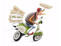 DELIVERY RIDER / DRIVER NW1