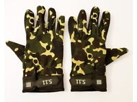 Outdoor Sports Gloves Camo Military Tactical Shooting Hunting w/ Mobile Touchscreen function Unisex