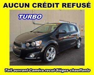 2015 Chevrolet Sonic CAMÉRA RECUL SIÈGES CHAUFFANTS *TOIT OUVRAN