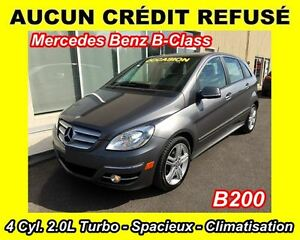 2011 Mercedes-Benz B-Class B200 Turbo