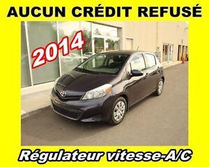 2014 Toyota Yaris A/C**Regulateur vitesse