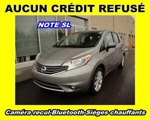 2014 Nissan Versa Note NOTE SL SIÈGES CHAUFFANTS BLUETOOTH *CAMÉ