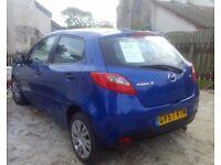 Mazda 2 - low milage
