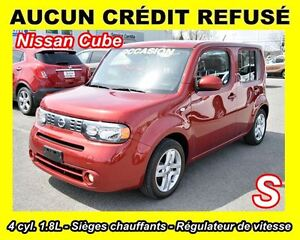 2012 Nissan cube S **Seulement 14090KM!**