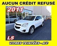 2011 Chevrolet Equinox AUCUN CRÉDIT REFUSÉ**Mags, Bluethoot, Vit