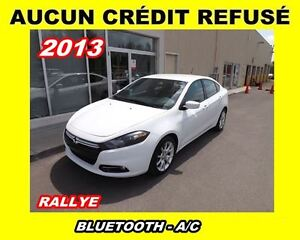 2013 Dodge Dart RALLYE*AUCUN CRÉDIT REFUSÉ*