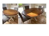 DFS Extendable Dining Table
