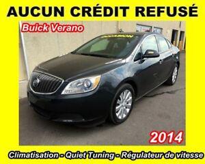 2014 Buick Verano **AUCUN CRÉDIT REFUSÉ**