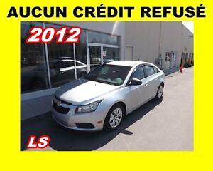 2012 Chevrolet Cruze **AUCUN CRÉDIT REFUSÉ**