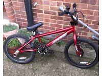 Kids BMX style Bike suitable for 7+