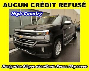 2016 Chevrolet Silverado 1500 High Country* 8 Cyl. 6.2L * Roues