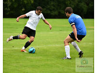 Play 11 a side football in Clapham Common with Flexi Football, simple pay as you play games - £10