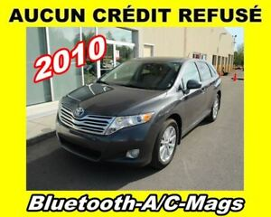 2010 Toyota Venza **Bluetooth**A/C**Mags