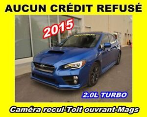 2015 Subaru WRX 2.0L TURBO**TRACTION INTÉGRALE**WOW**