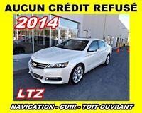 2014 Chevrolet Impala LTZ*V6, navigation, toit pano*