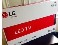 Brand new LG LED TV 32""