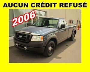2006 Ford F-150 **Boite 8 pieds**Couvre caisse**A/C**