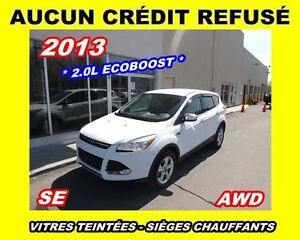 2013 Ford Escape SE*2.0L ecoboost*AWD*