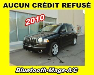 2010 Jeep Compass **Sport/North**Bluetooth**Mags