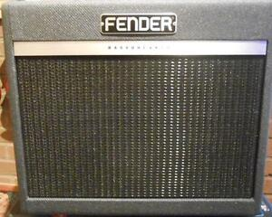 Amplificateur de guitare Fender Bassbreaker 15 combo, démo!!