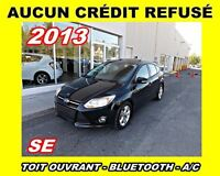 2013 Ford Focus **SE**Toit ouvrant, Mags, A/C**