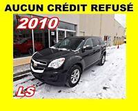 2010 Chevrolet Equinox LS*AUCUN CRÉDIT REFUSÉ*