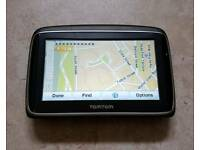Tomtom go540 live with UK maps
