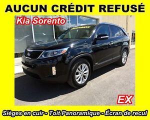 2014 Kia Sorento EX V6 w/Sunroof