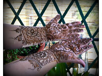 Mehndi artist for South Asian brides wedding in Italy