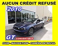 2010 Ford Mustang GT**Navigation, Cuir**Manuelle**