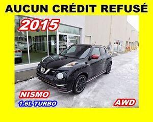 2015 Nissan Juke NISMO*AWD*1.6L TURBO*