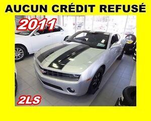 2011 Chevrolet Camaro **AUCUN CREDIT REFUSE**