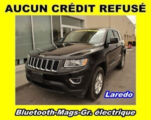 2016 Jeep Grand Cherokee 4X4 BLUETOOTH MAGS GR. ÉLECTRIQUE *LARE