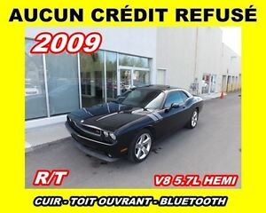 2009 Dodge Challenger **R/T**V8,Cuir,Toit ouvrant**