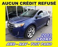 2013 Ford Edge Sport *Navigation, Toit panoramique*