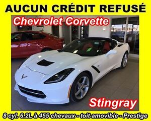 2015 Chevrolet Corvette Stingray**