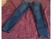 Super Skinny Jeans - size 8