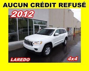 2012 Jeep Grand Cherokee Laredo*4x4*AUCUN CRÉDIT REFUSÉ*