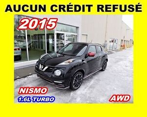 2015 Nissan Juke **NISMO**AWD**TURBO**