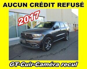 2017 Dodge Durango **GT**Cuir**Caméra recul