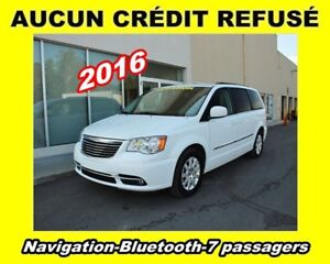 2016 Chrysler Town & Country **7 passagers**Navigation**Bluetoot