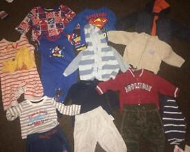 Need gone! Baby boy bundle 3-6 months