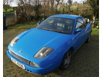 Fiat Coupe 20VT (no MOT)