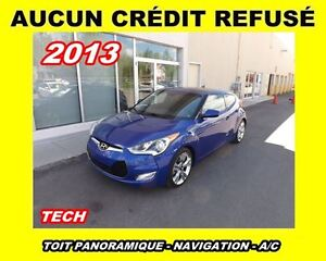 2013 Hyundai Veloster **TECH**Cuir,Navigation,Toit panoramique