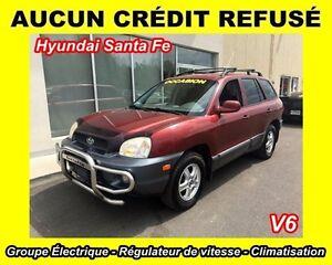 2004 Hyundai Santa Fe GL V6