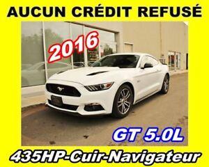 2016 Ford Mustang GT*BLACK KNIGHT*V8 5.0L**NAV