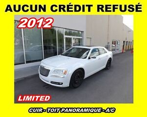 2012 Chrysler 300 Limited*CUIR,TOIT OUVRANT*